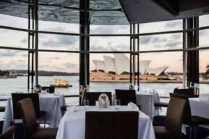 Risultati immagini per dinner sydney