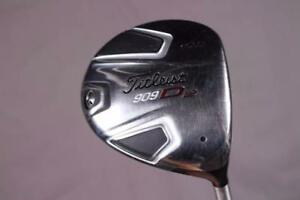 Titleist 909D2 Driver Right-Handed Stiff Flex