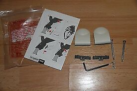 bugaboo bee handle bar locks replacement set.Brand new. model 2010-2015