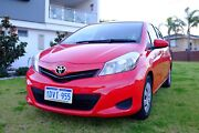 2011 Toyota Yaris YR Auto Innaloo Stirling Area Preview