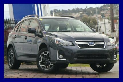 2016 Subaru XV G4X MY17 2.0i Lineartronic AWD Special Edition Dark Grey 6 Speed Constant Variable