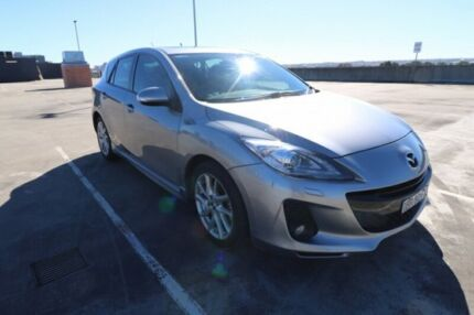 2012 Mazda 3 BL10L2 MY13 SP25 Activematic Silver 5 Speed Sports Automatic Hatchback