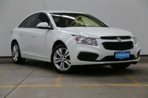 2015 Holden Cruze JH Series II MY15 Equipe White 6 Speed Sports Automatic Sedan Brooklyn Brimbank Area Preview