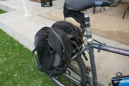 Agu McMurdo 335 Universal Panniers with Rack