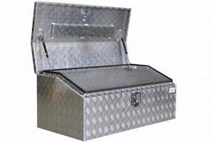 Aluminium Trailer Toolbox