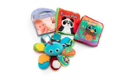 Assorted Soft Books & Toy - Lamaze