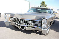 Looking for a Cadillac 1965, 1966, 1967 for parts