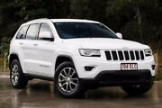 2014 Jeep Grand Cherokee WK MY2014 Laredo 4x2 White 8 Speed Sports Automatic Wagon Aspley Brisbane North East Preview
