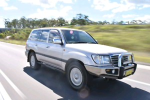 100 series landcruiser Tuncurry Great Lakes Area Preview