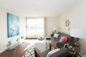 Downtown Calgary -2 bedrooms start at $1150 1 block to c-train