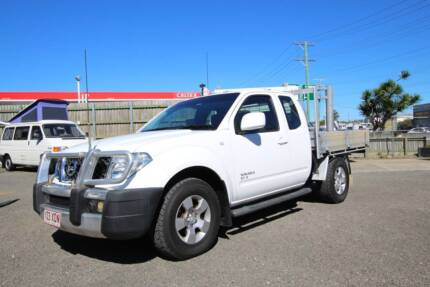 2010 Nissan Navara King Cab 4x4 Loads of extras