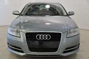 2012 Audi A3 8P MY12 (N1) Attraction Sportback S tronic Grey 7 Speed Sports Automatic Dual Clutch
