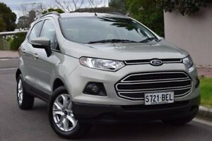 2014 Ford Ecosport BK Ambiente PwrShift Gold 6 Speed Sports Automatic Dual Clutch Wagon St Marys Mitcham Area Preview