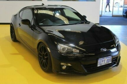 2014 Subaru BRZ Z1 MY15 Black 6 Speed Manual Coupe