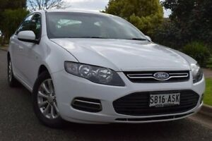 2012 Ford Falcon FG MkII XT Ecoboost White 6 Speed Sports Automatic Sedan St Marys Mitcham Area Preview