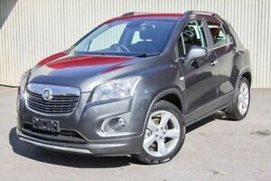 2016 Holden Trax Grey Automatic Wagon Dandenong Greater Dandenong Preview