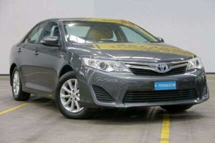 2014 Toyota Camry AVV50R Hybrid H Graphite 1 Speed Constant Variable Sedan Hybrid