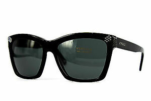 Versace Black Cat Eye Sunglasses