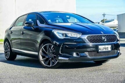 2016 Citroen DS5 MY16 Dsport 60TH Anniversary Noir Perla Nera 6 Speed Automatic Hatchback