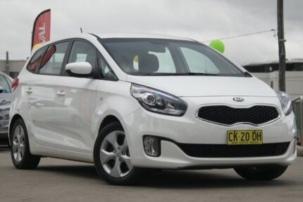 2016 Kia Rondo RP MY16 SI White 6 Speed Automatic Wagon Brookvale Manly Area Preview