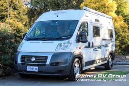 U3524 Horizon Melaleuca A Well Presented Camper With Low KM's