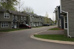 Beautiful townhouse in quiet corner in the heart of Fredericton