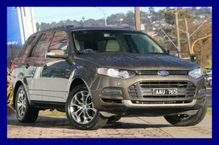 2012 Ford Territory SZ Titanium Seq Sport Shift AWD Gold 6 Speed Sports Automatic Wagon Lilydale Yarra Ranges Preview