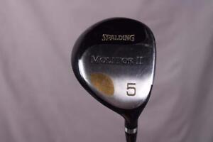 Spalding Golf Molitor II 5 Wood Right-Handed