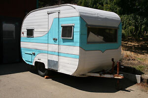 Looking for old travel trailers