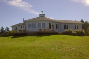 Ocean Front Home in Malagash, NS