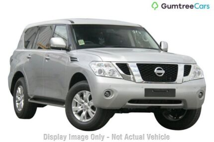 2013 Nissan Patrol Y62 TI Bronze 7 Speed Sports Automatic Wagon Mindarie Wanneroo Area Preview