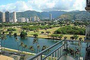 Waikiki Furn One Bed Panoramic views