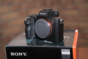 Sony ILCE-7M2 A7ii 24.3MP mint condition (Body only)
