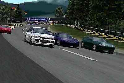 Szene aus Gran Turismo