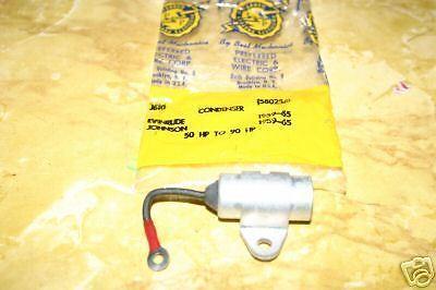 Ignition Condenser 1959, 1960, 1961, 1962, 1963, 1964, 1965,  Evinrude, Johnson