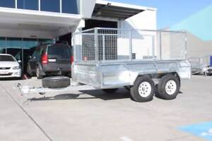 10x5 High side Trailer Coopers Plains Brisbane South West Preview