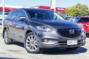 2014 Mazda CX-9 TB10A5 Luxury Activematic Grey 6 Speed Sports Automatic Wagon Victoria Park Victoria Park Area Preview