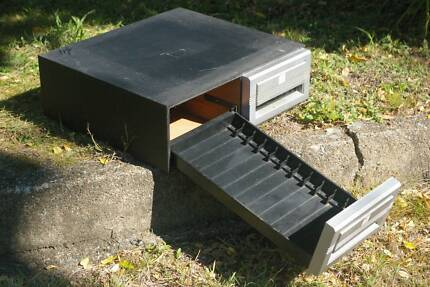 Video Tape Cassette Storage Drawer Cabinets
