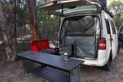 4x4 Camper Van T5 Transporter Volkswagen 4motion