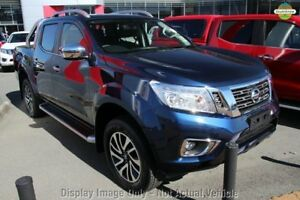 2017 Nissan Navara D23 Series II ST-X (4x4) (sunroof) Slate Gray 6 Speed Manual Dual Cab Utility Baulkham Hills The Hills District Preview