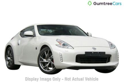 2015 Nissan 370Z Z34 MY15 White 7 Speed Sports Automatic Coupe Gymea Sutherland Area Preview