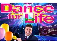 4 tickets Peter Kay Dance for Life, SSE Hydro Sat 25th march