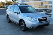 2013 Subaru Forester S4 MY13 2.5i-S Lineartronic AWD Silver 6 Speed Constant Variable Wagon Devonport Devonport Area Preview