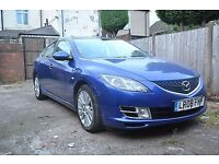 BELOVED MAZDA 6 ts2 2008, fully brilliant working condition