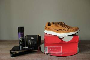 Nike Mayfly Woven Bronze 7.5US + Crep Kit Blacktown Blacktown Area Preview