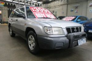 2001 Subaru Forester MY01 5 Speed Manual Wagon Mordialloc Kingston Area Preview