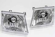 Ford Courier Headlight