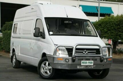 2014 LDV V80 High Roof LWB White 5 Speed Manual Van