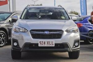 2017 Subaru XV G5X MY18 2.0i Lineartronic AWD Silver 7 Speed Constant Variable Wagon