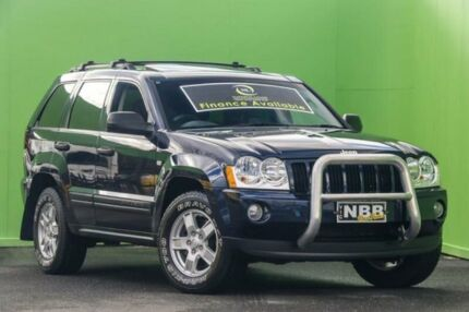 2008 Jeep Grand Cherokee WH MY2007 Laredo 5 Speed Automatic Wagon